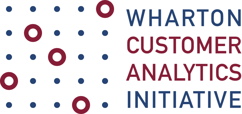 wharton university of pennsylvania customer analytics club logo