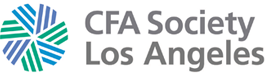 cfa society finance los angeles logo